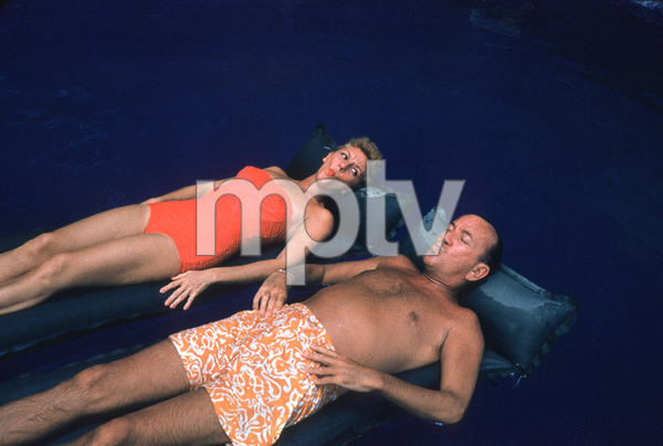 Noel Coward with Mary Martin1955 © 2001 Mark Shaw - Image 5973_0013