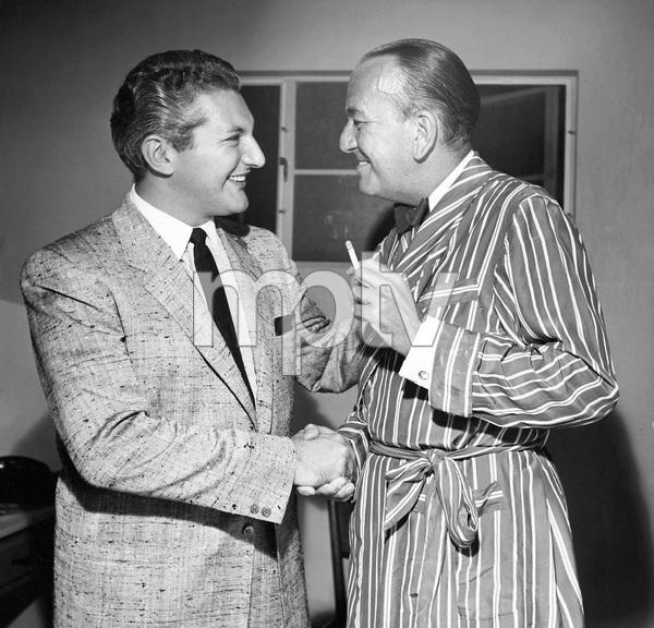 Noel Coward and Liberachi circa 1950