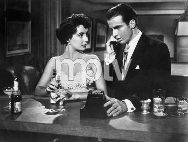 """A Place in the Sun"" Elizabeth Taylor, Montgomery Clift 1951 Paramount**I.V. - Image 5984_0014"
