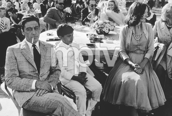"""Godfather II""Al Pacino, James Gounaris, Diane Keaton © 1974 ParamountPhoto by Bruce McBroom - Image 5993_0007"