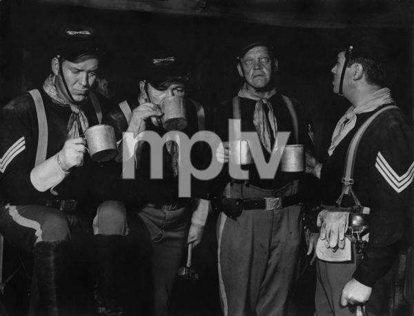 """Fort Apache""Victor McLaglen1948 RKO Radio PicturesPhoto by Al St. Hilaire - Image 6005_0003"
