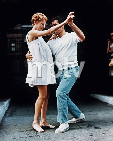Mia Farrow, John Cassavetes, ROSEMARY