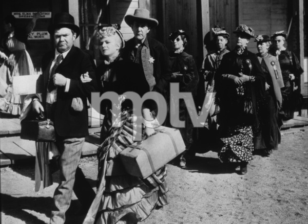 """""""Stagecoach""""Thomas Mitchell, Claire Trevor1939© 1978 Ned Scott Archive - Image 6015_0182"""