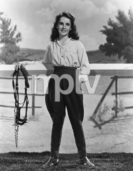"""""""National Velvet""""Elizabeth Taylor1945 MGMMPTV - Image 6019_0002"""
