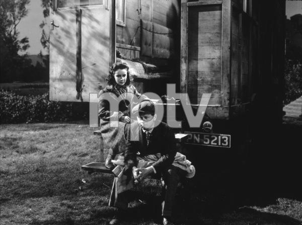 """National Velvet""Elizabeth Taylor, Mickey Rooney1945 MGM - Image 6019_0004"