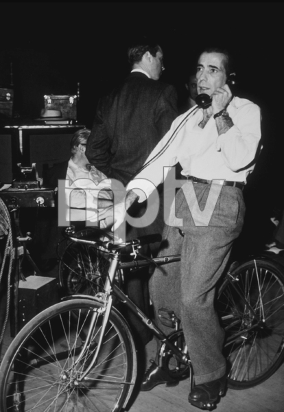 """Key Largo""Humphrey Bogart1948 Warner Bros.Photo by Mac JulianMPTV - Image 6037_0014"