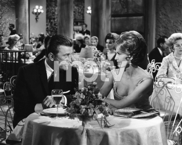 """Kirk Douglas and Cyd Charisse in """"Two Weeks in Another Town""""1962** B.L. - Image 6055_0004"""