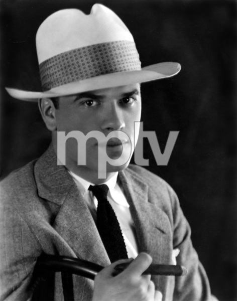Frank Capra, Photo By Roy Vaughan, circa 1926, **I.V. - Image 6056_0017