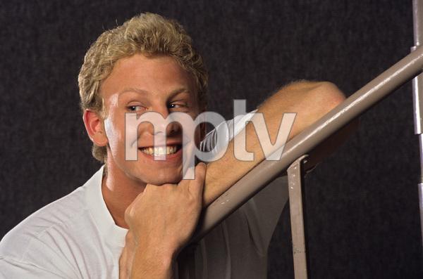 """""""Beverly Hills, 90210""""Ian Ziering1990 © 1990 Mario Casilli - Image 6064_0137"""