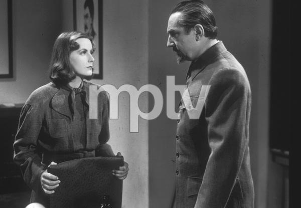 """Ninotchka""Greta Garbo, Bela Lugosi1939 MGM - Image 6103_0001"