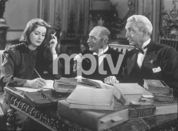 """Ninotchka""Greta Garbo, Sig Rumann1939 MGM - Image 6103_0007"