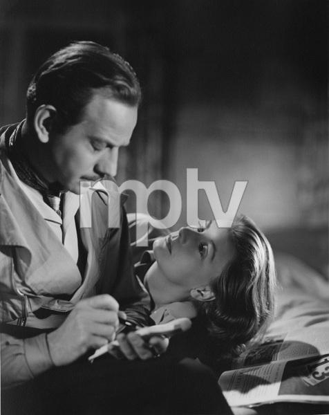 """Ninotchka""Greta Garbo, Melvyn Douglas1939 MGM - Image 6103_0011"