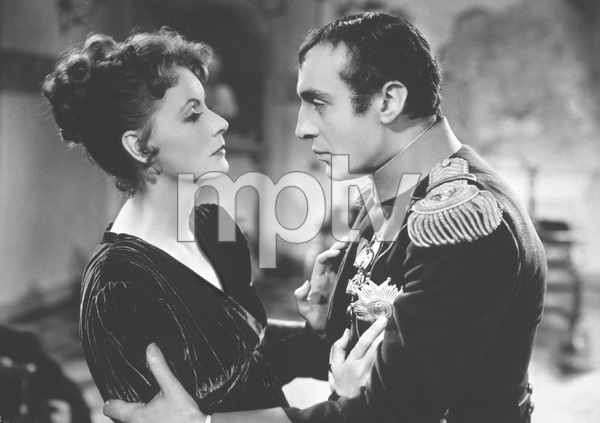 """The Conquest"" Greta Garbo, Charles Boyer 1937 MGM - Image 6106_0002"