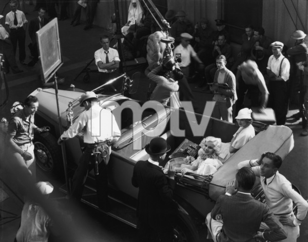 """Bombshell""Jean Harlow, Una Merkel1933 MGM** I.V. - Image 6120_0003"