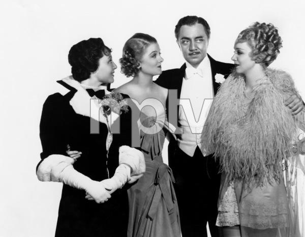 """The Great Ziegfeld""Luise Rainer, Myrna Loy, William Powell, Virginia Bruce1936 MGM - Image 6143_0011"