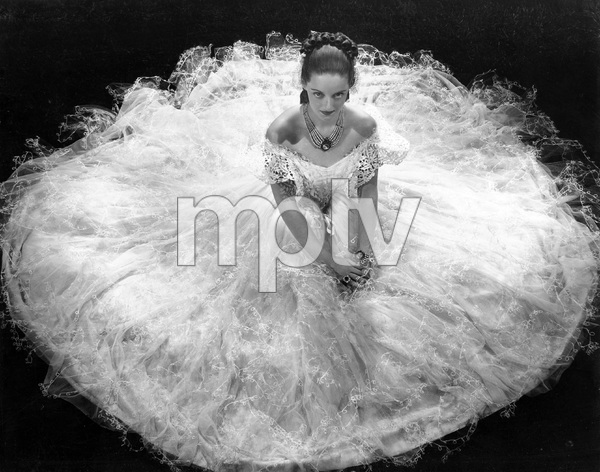 Bette Davis, JEZEBEL, WB, 1938, Photograph by ELMER FRYER, I.V. - Image 6146_0014