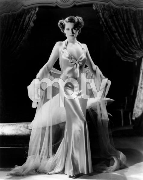 "Norma Shearer in ""Riptide""1934 MGM** I.V. / J.J. - Image 6172_0003"