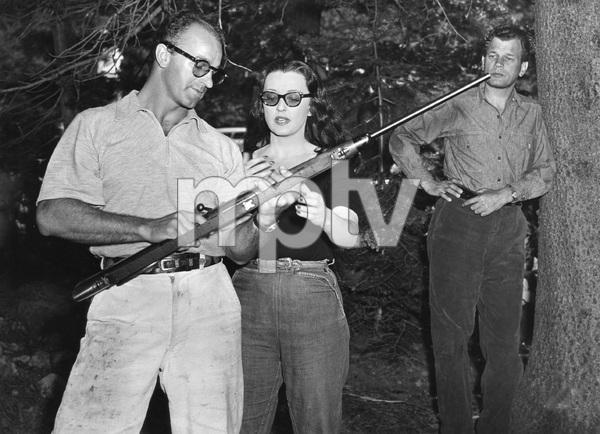 """BEYOND THE FOREST""  Bette Davis, Joseph Cotten, W.B., 1949, I.V. - Image 6179_0002"
