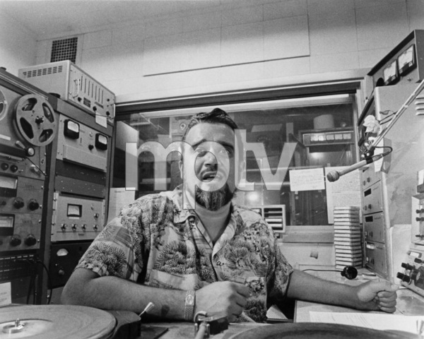 """American Graffiti""Wolfman Jack © 1973 Universal / Lucasfilm Ltd. - Image 6199_0033"