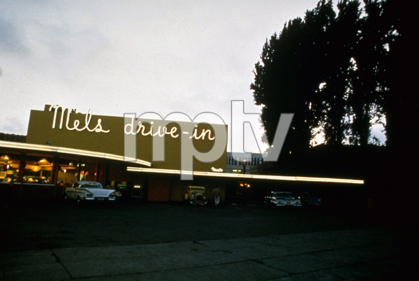 """American Graffiti""1973 Universal Pictures** I.V. - Image 6199_0226"