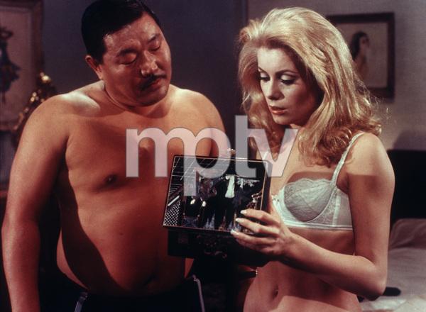 """""""Belle De Jour""""Iska Kahn, Catherine Deneuve © 1967 Paris Film/Five Film/ **I.V. - Image 6231_0022"""