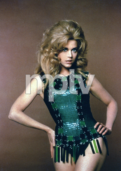 """Barbarella""Jane Fonda1968 Paramount**I.V. - Image 6232_0123"