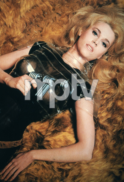 Jane Fonda, BARBARELLA, Paramount, 1968, I.V. - Image 6232_0129