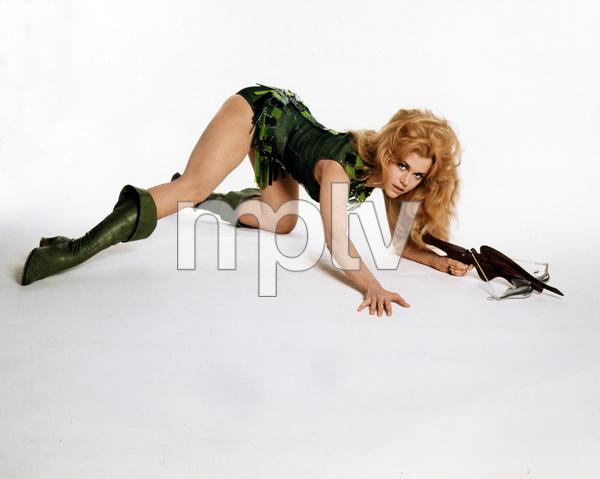 Jane Fonda, BARBARELLA, Paramount, 1968, I.V. - Image 6232_0135
