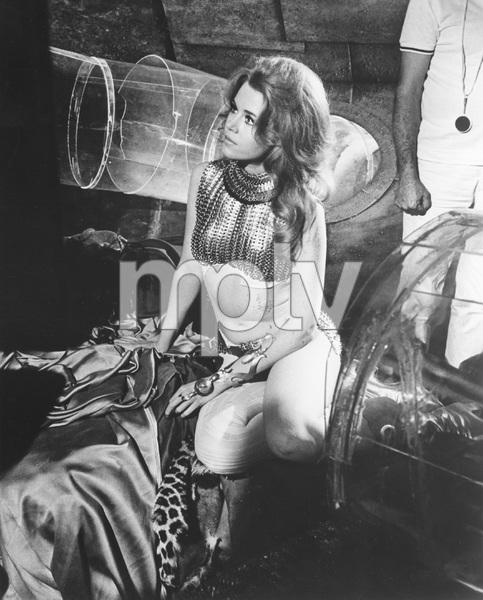 Jane Fonda, BARBARELLA, Paramount, 1968, I.V. - Image 6232_0139