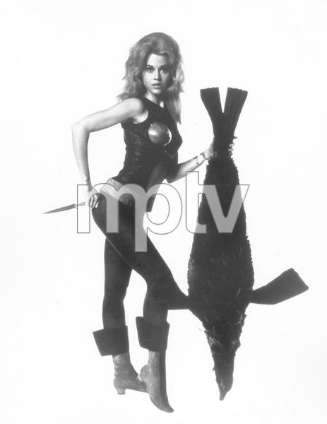 Jane Fonda, BARBARELLA, Paramount, 1968, I.V. - Image 6232_0144