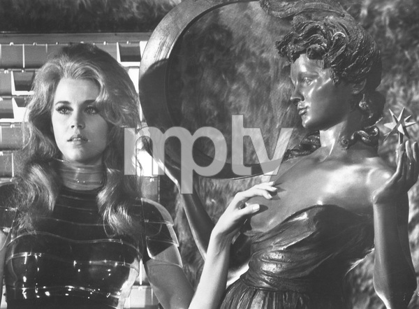 Jane Fonda, BARBARELLA, Paramount, I.V. - Image 6232_0164