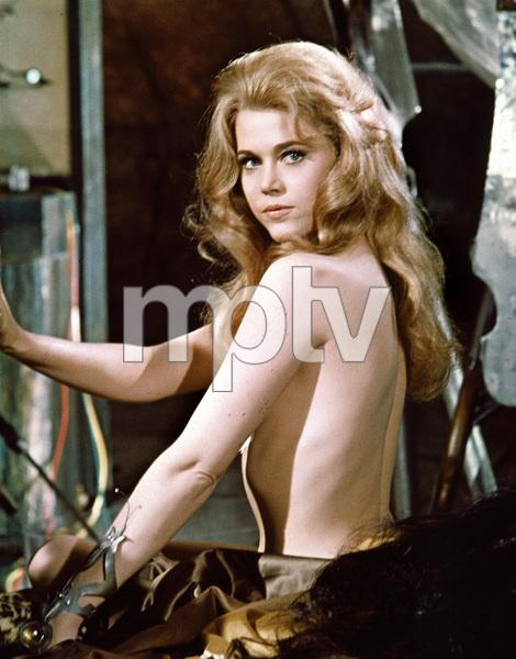 """Barbarella""Jane Fonda 1968 Paramount**I.V. - Image 6232_0176"