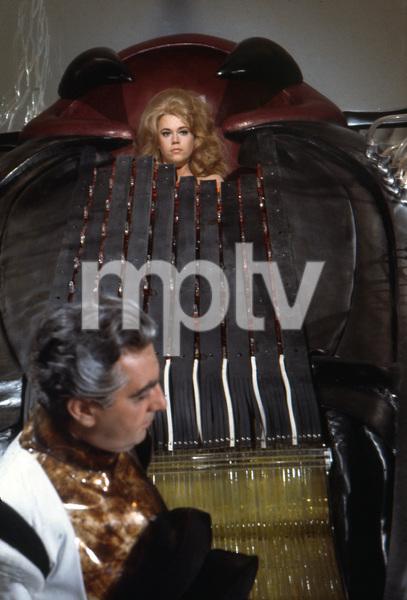 """Barbarella""Jane Fonda in the Orgasm Machine1968 Paramount**I.V. - Image 6232_0180"