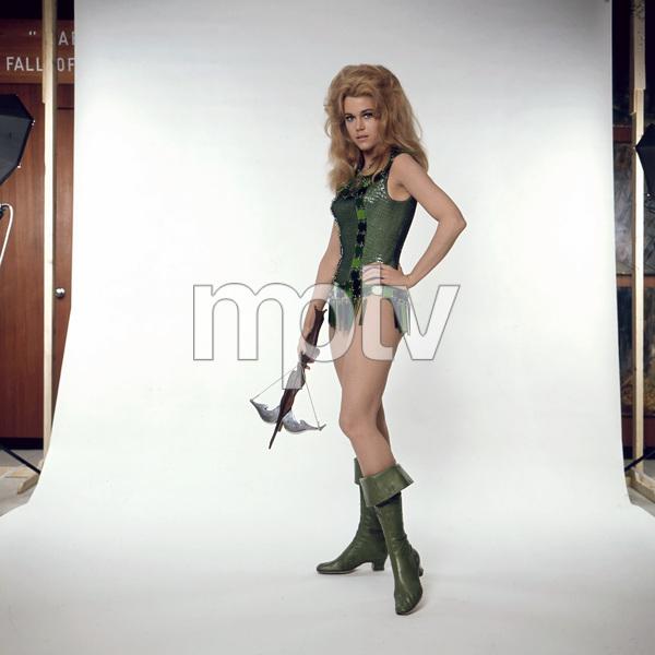 Jane Fonda, BARBARELLA, Paramount, I.V. - Image 6232_0182