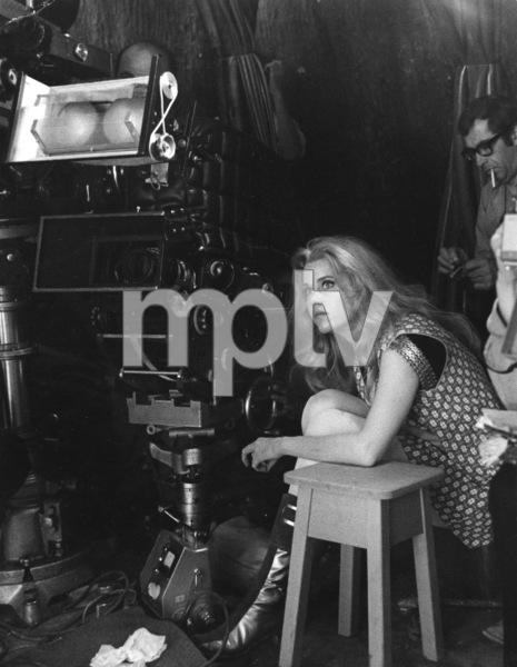 """Barbarella""Jane Fonda1968 Paramount**I.V. - Image 6232_0183"