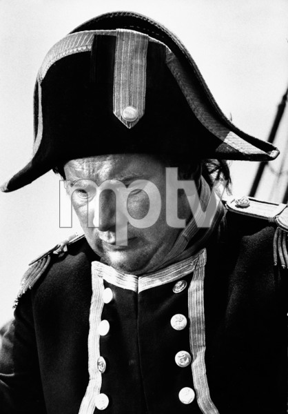 """""""Billy Budd""""Peter Ustinov1962 Allied Artists Pictures Corporation © 1978 Sanford Roth / AMPAS - Image 6255_0005"""
