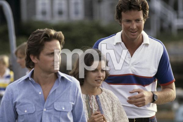 """Coma""Director Michael Crichton, Michael Douglas, Geneviève Bujold1978 MGM© 1978 Bruce McBroom - Image 6295_0038"