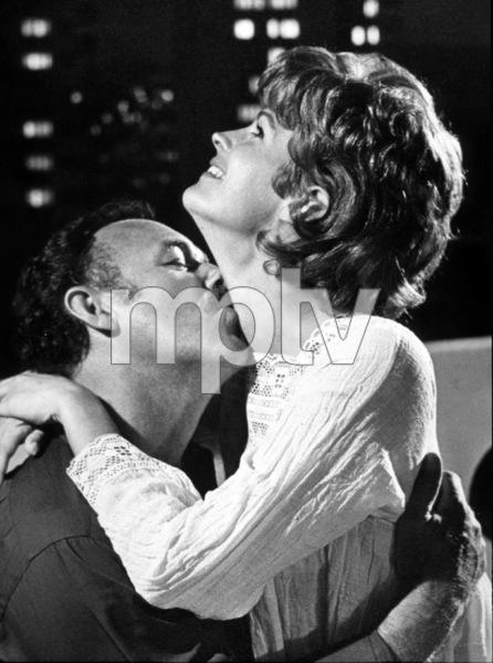 """The Domino Principle""Gene Hackman, Candice Bergen1977 Assoc. General Films © 1978 Mel Traxel - Image 6322_0001"