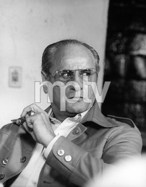 """""""The Domino Principle""""Eli Wallach1977 AVCO Embassy PicturesPhoto by Mel Traxel - Image 6322_0022"""