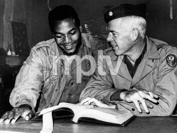 """""""The Dirty Dozen""""Jim Brown, Lee Marvin1967 MGM - Image 6325_0019"""