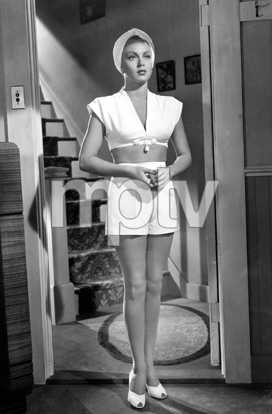John Garfield, Lana Turner, THE POSTMAN ALWAYS RINGS TWICE, M-G-M, 1946, I.V. - Image 6373_0035