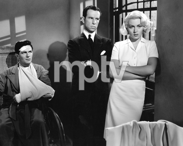 John Garfield, Hume Cronyn, Lana Turner, THE POSTMAN ALWAYS RINGS TWICE, M-G-M, 1946, I.V. - Image 6373_0037