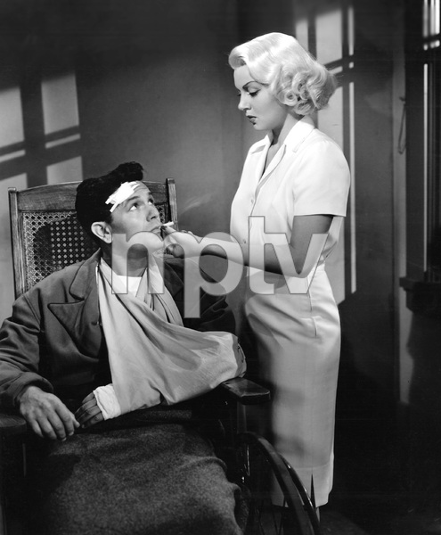 John Garfield, Lana Turner, THE POSTMAN ALWAYS RINGS TWICE, M-G-M, 1946, I.V. - Image 6373_0040