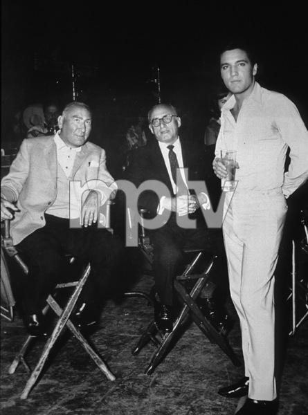 """""""Fun in Acapulco""""Elvis Presley on the set1963 Paramount - Image 6411_0017"""