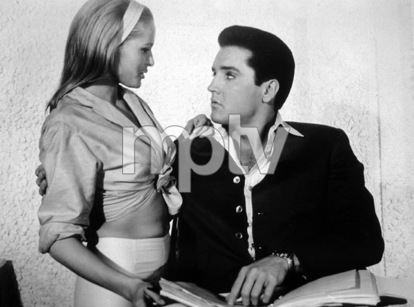 """""""Fun in Acapulco""""Elvis Presley and Ursula Andress1963 Paramount - Image 6411_0024"""
