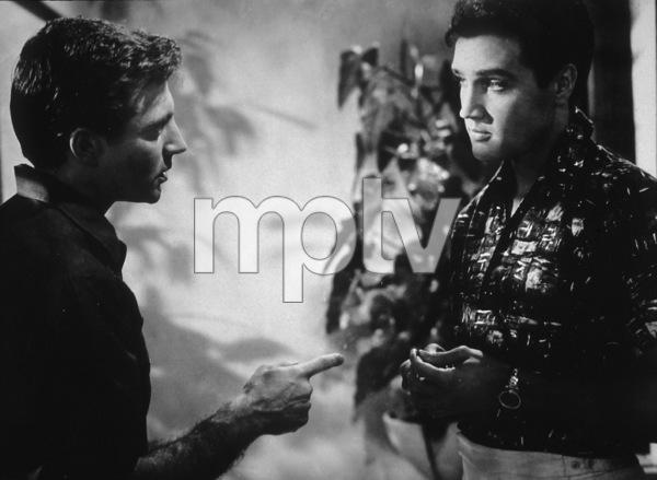 """""""Fun in Acapulco""""Elvis Presley and Alejandro Rey1963 Paramount - Image 6411_0032"""