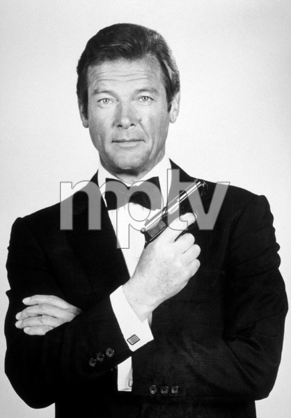 """""""For Your Eyes Only,""""Roger Moore1981 MGM / MPTV - Image 6419_0001"""