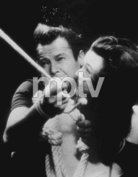 """""""For Your Eyes Only,""""Roger Moore, Carole Bouquet1981 MGM / MPTV - Image 6419_0004"""