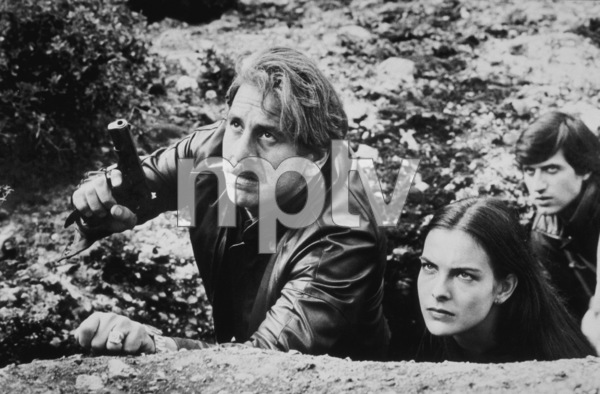 """For Your Eyes Only,""Topol, Carole Bouquet, Paul Angelis © 1981 UA / MPTV - Image 6419_0030"