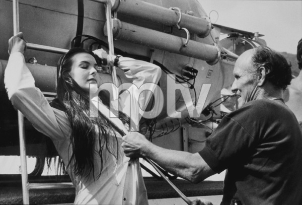 """""""For Your Eyes Only,"""" Carole Bouquet1981 MGM / MPTV - Image 6419_0102"""